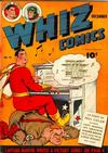 Cover for Whiz Comics (Fawcett, 1940 series) #49