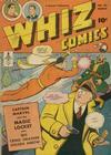 Cover for Whiz Comics (Fawcett, 1940 series) #83