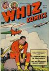 Cover for Whiz Comics (Fawcett, 1940 series) #95