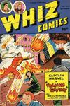 Cover for Whiz Comics (Fawcett, 1940 series) #101