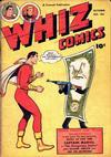 Cover for Whiz Comics (Fawcett, 1940 series) #102