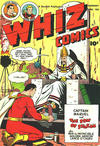 Cover for Whiz Comics (Fawcett, 1940 series) #105