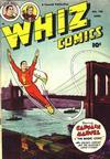 Cover for Whiz Comics (Fawcett, 1940 series) #108