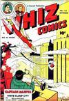 Cover for Whiz Comics (Fawcett, 1940 series) #113
