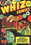 Cover for Whiz Comics (Fawcett, 1940 series) #114