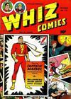 Cover for Whiz Comics (Fawcett, 1940 series) #116