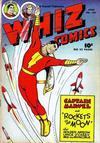 Cover for Whiz Comics (Fawcett, 1940 series) #120