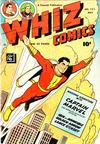 Cover for Whiz Comics (Fawcett, 1940 series) #121
