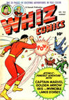 Cover for Whiz Comics (Fawcett, 1940 series) #124