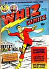 Cover for Whiz Comics (Fawcett, 1940 series) #125