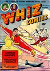 Cover for Whiz Comics (Fawcett, 1940 series) #128