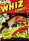 Cover for Whiz Comics (Fawcett, 1940 series) #138