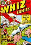 Cover for Whiz Comics (Fawcett, 1940 series) #141