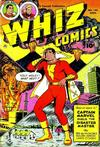 Cover for Whiz Comics (Fawcett, 1940 series) #144