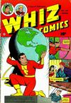 Cover for Whiz Comics (Fawcett, 1940 series) #148