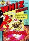 Cover for Whiz Comics (Fawcett, 1940 series) #150
