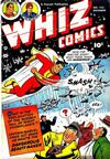 Cover for Whiz Comics (Fawcett, 1940 series) #152