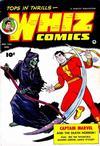 Cover for Whiz Comics (Fawcett, 1940 series) #153