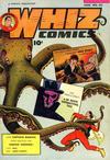 Cover for Whiz Comics (Fawcett, 1940 series) #155