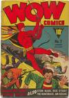 Cover for Wow Comics (Fawcett, 1940 series) #2