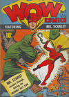 Cover for Wow Comics (Fawcett, 1940 series) #3