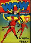 Cover for Wow Comics (Fawcett, 1940 series) #4