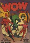 Cover for Wow Comics (Fawcett, 1940 series) #5