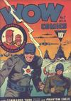 Cover for Wow Comics (Fawcett, 1940 series) #7