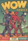 Cover for Wow Comics (Fawcett, 1940 series) #8