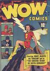 Cover for Wow Comics (Fawcett, 1940 series) #10