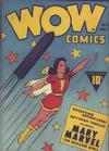 Cover for Wow Comics (Fawcett, 1940 series) #12