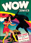 Cover for Wow Comics (Fawcett, 1940 series) #14