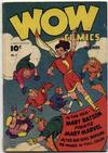 Cover for Wow Comics (Fawcett, 1940 series) #17