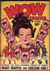 Cover for Wow Comics (Fawcett, 1940 series) #18