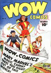Cover for Wow Comics (Fawcett, 1940 series) #20
