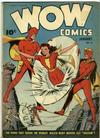 Cover for Wow Comics (Fawcett, 1940 series) #21