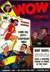 Cover for Wow Comics (Fawcett, 1940 series) #22