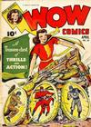 Cover for Wow Comics (Fawcett, 1940 series) #24