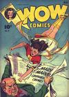 Cover for Wow Comics (Fawcett, 1940 series) #25