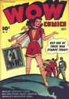 Cover for Wow Comics (Fawcett, 1940 series) #27