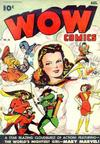 Cover for Wow Comics (Fawcett, 1940 series) #28