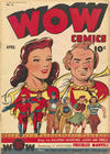 Cover for Wow Comics (Fawcett, 1940 series) #35