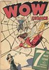 Cover for Wow Comics (Fawcett, 1940 series) #37