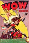 Cover for Wow Comics (Fawcett, 1940 series) #39