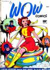 Cover for Wow Comics (Fawcett, 1940 series) #43