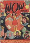 Cover for Wow Comics (Fawcett, 1940 series) #44