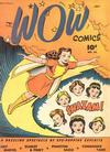 Cover for Wow Comics (Fawcett, 1940 series) #45