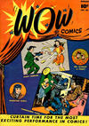 Cover for Wow Comics (Fawcett, 1940 series) #46