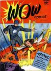 Cover for Wow Comics (Fawcett, 1940 series) #47