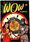 Cover for Wow Comics (Fawcett, 1940 series) #50